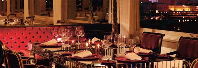 מסעדה עם כוכבי מישלן - רומא 2