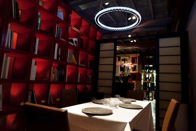 מסעדה עם כוכבי מישלן - רומא 3